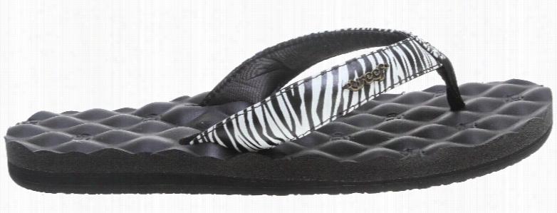 Reef Dreams Prints Sandals