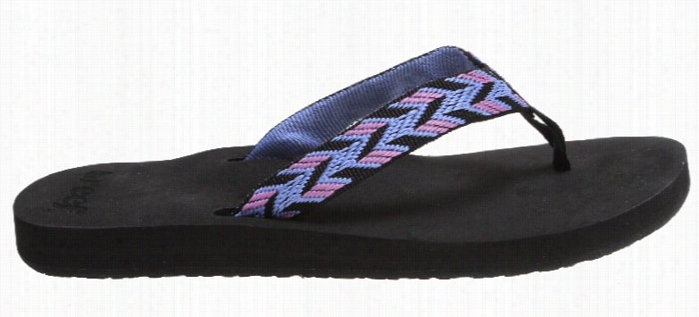 Reef Mid Seas Sandals