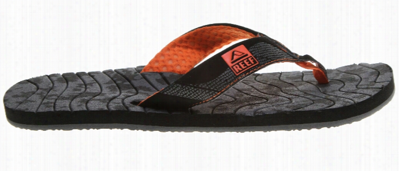 Reef Roundhouse Prints Sandals