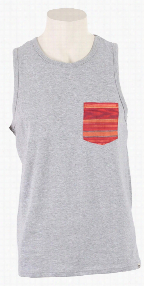 Reef Solid Tank Top