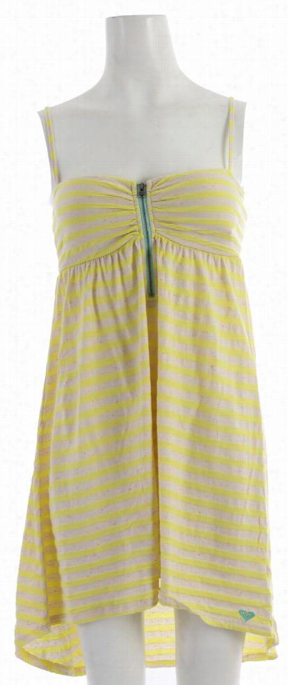 Roxy Sage Brush Dress