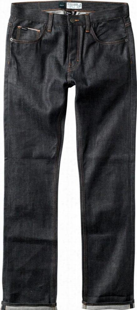 RVCA Super 5 Slim Jeans