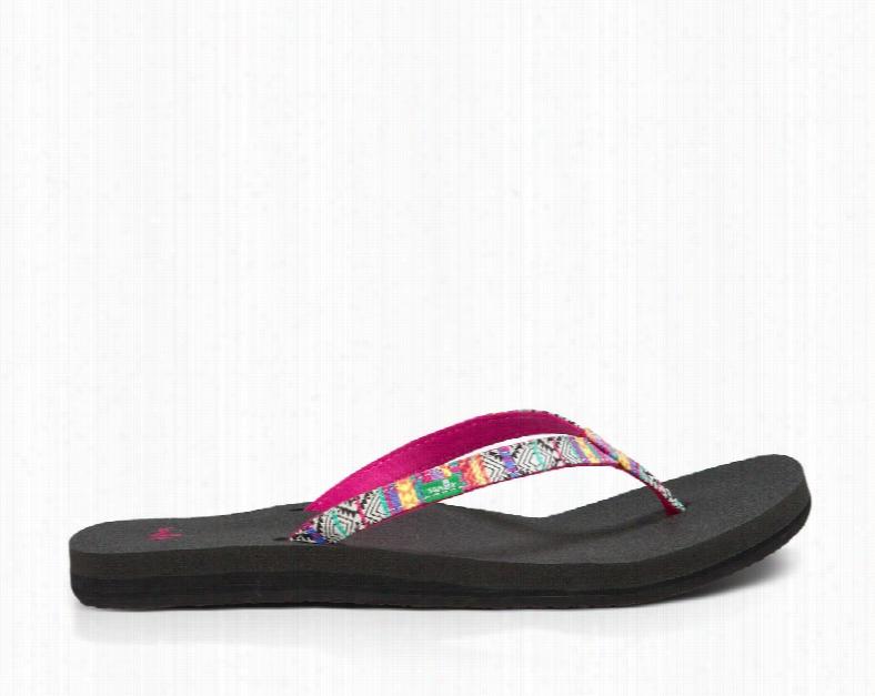 Sanuk Yoga Joy Funk Sandals