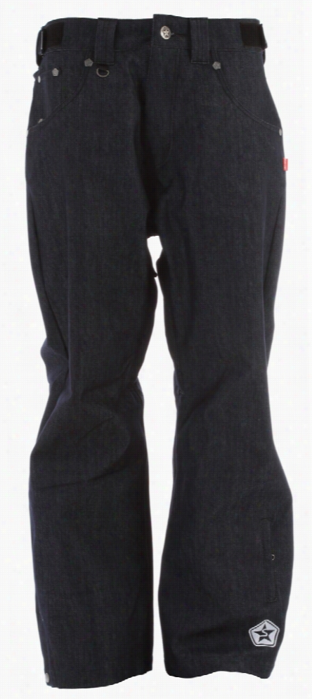 Sessions Trend Denim Snowboard Pants