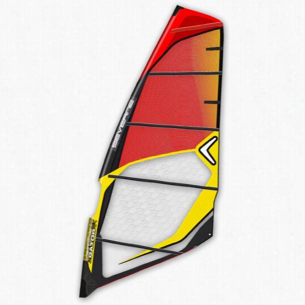 Severne Gator Windsurf Sail 4.7M