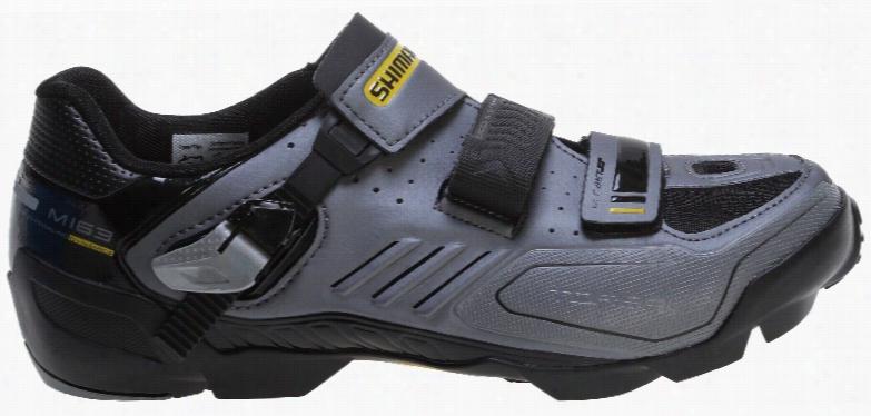 Shimano SH-M163 Shoes w/ PD-M530 Pedal Combo Kit Bike Shoes