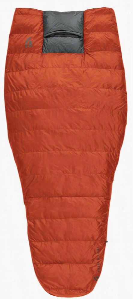Sierra Designs Backcountry Quilt 800F 2 Season Sleeping Bag