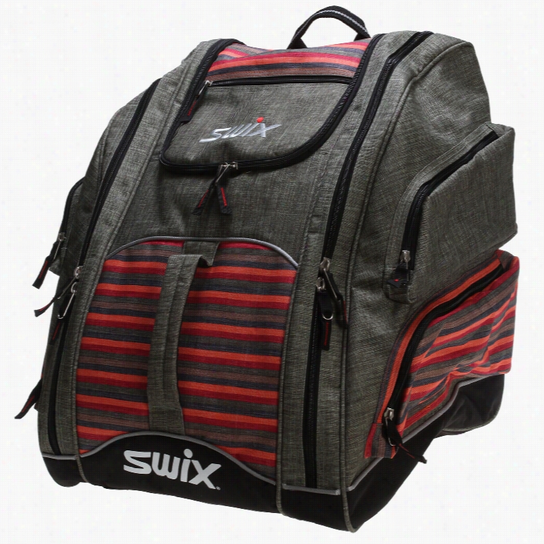 Swix Bevin Tri Pack Boot Bag