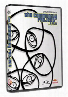 The Community Project Snowboard DVD