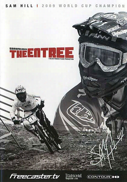 The Entree Mountain Bike DVD