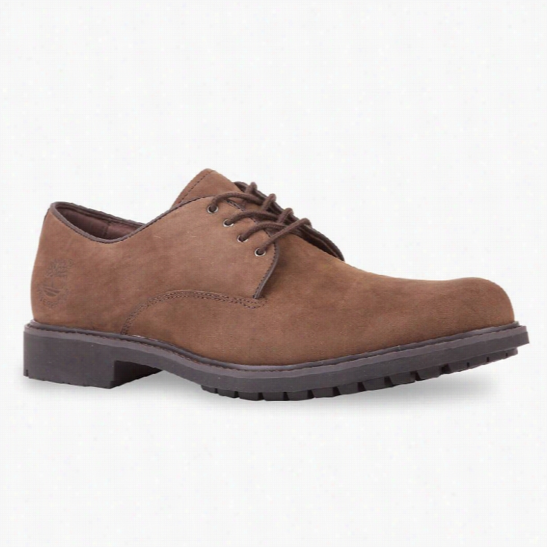 Timberland Earthkeepers Stormbuck Plain Toe Oxford Shoes