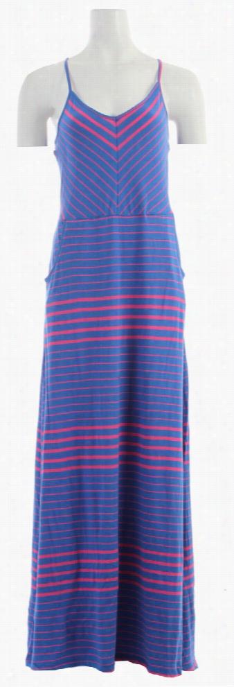 Volcom Between Lines Maxi Dress