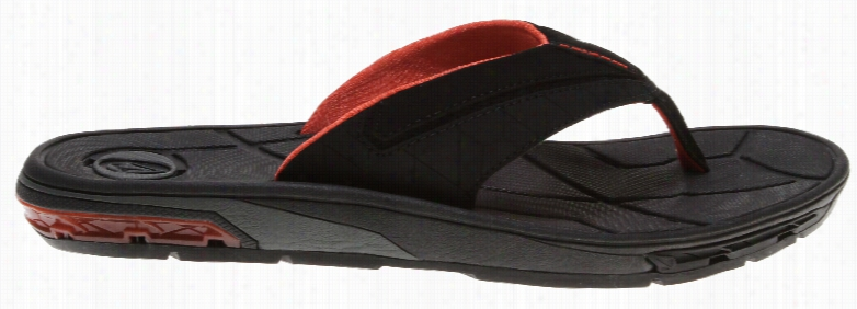 Volcom Main Drain Creedlers Sandals