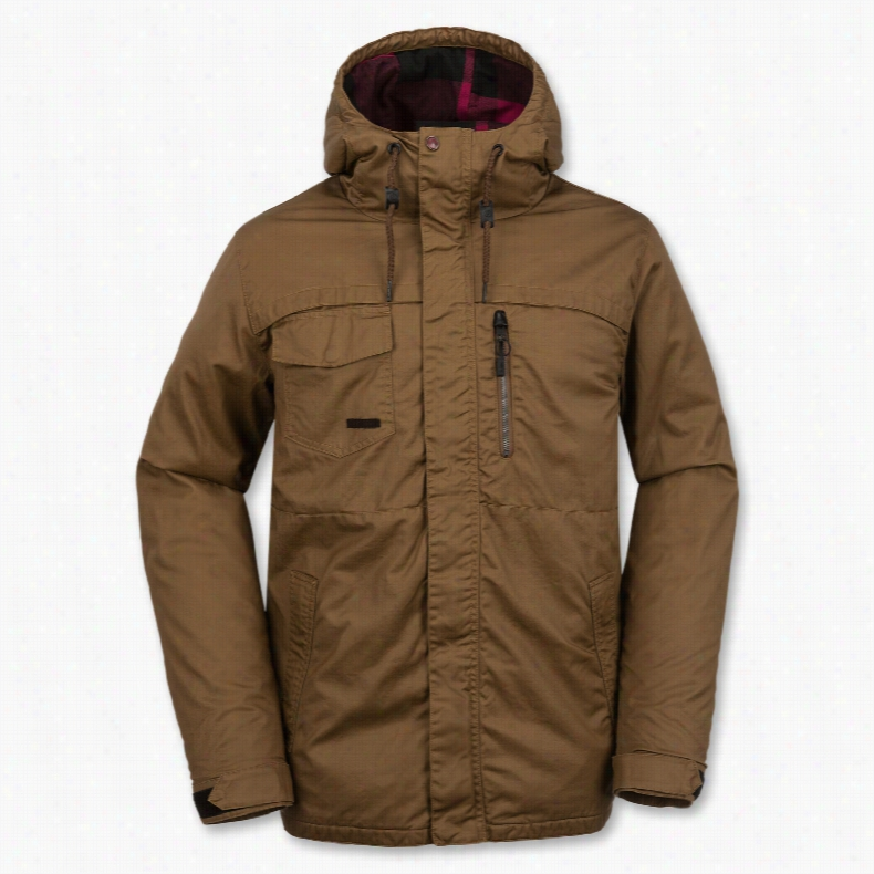 Volcom Monrovia Ins. Snowboard Jacket