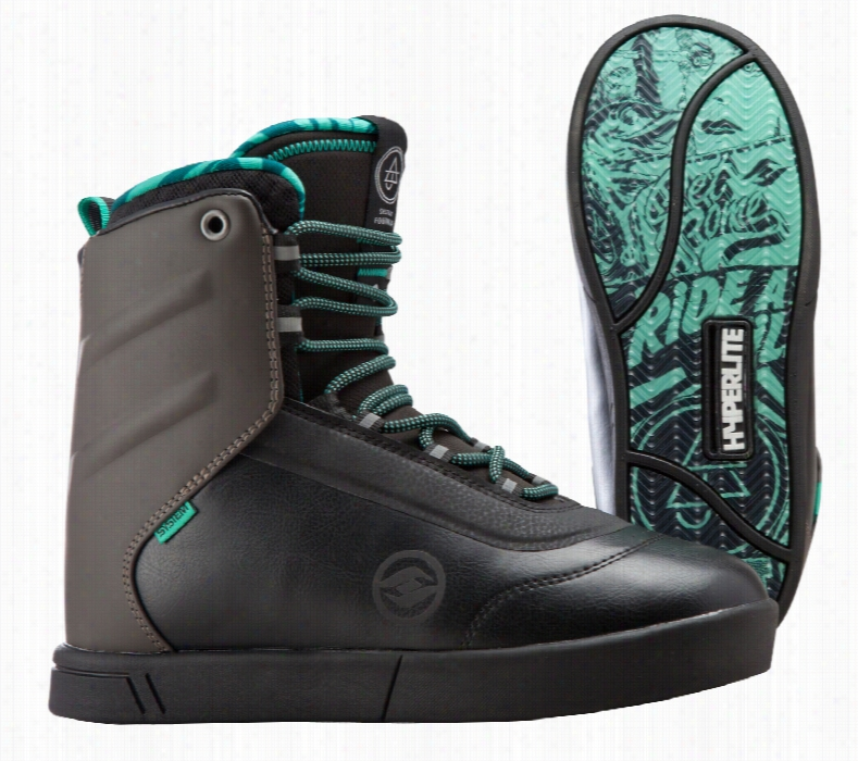 Hyperlite AJ System Wakeboard Boots