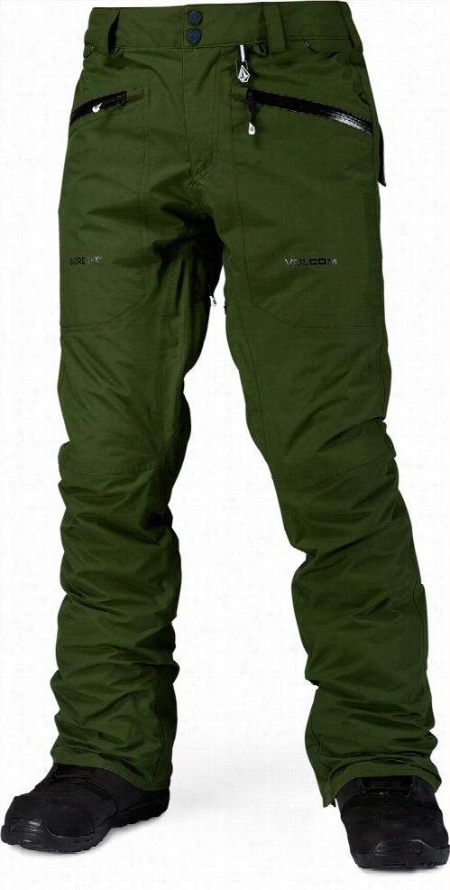 Volcom X-Type Gore-Tex Snowboard Pants