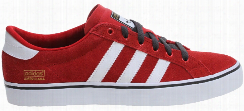 Adidas Americana Low Skate Shoes