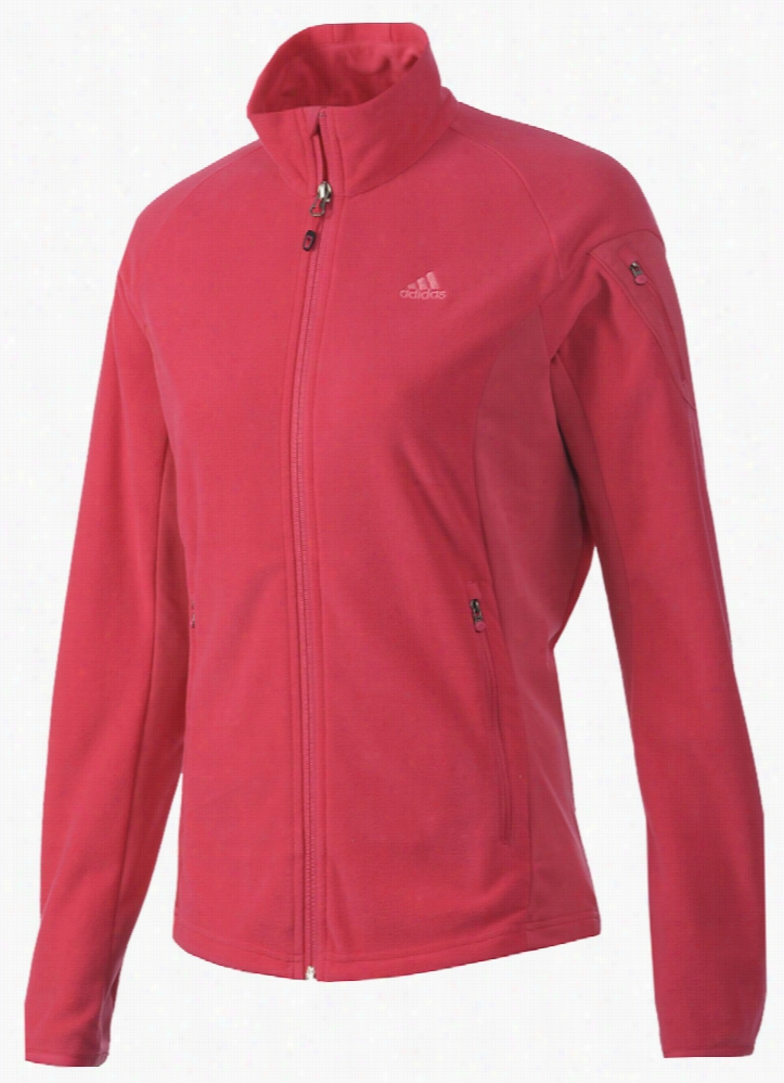Adidas Hiking Jacket Fleece