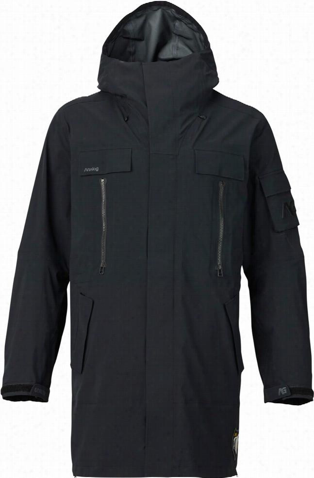 Analog Snowblind Gore-Tex Trench Snowboard Jacket