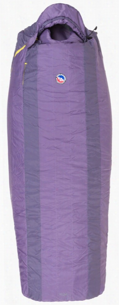 Big Agnes Lulu 14 Regular Left Sleeping Bag