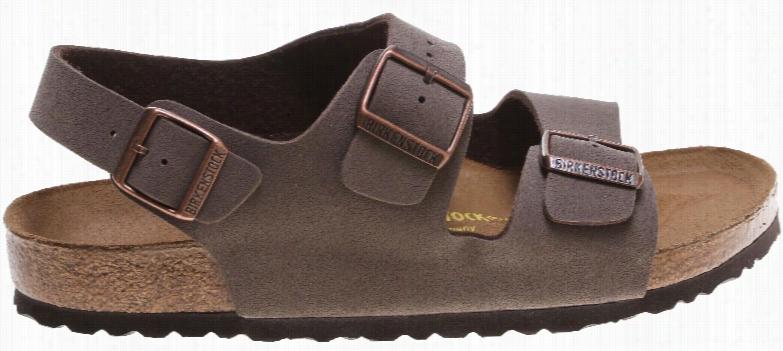 Birkenstock Milano Birkibuc Sandals