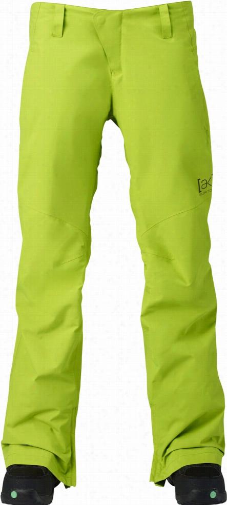 Burton AK 2L Stratus Snowboard Pants