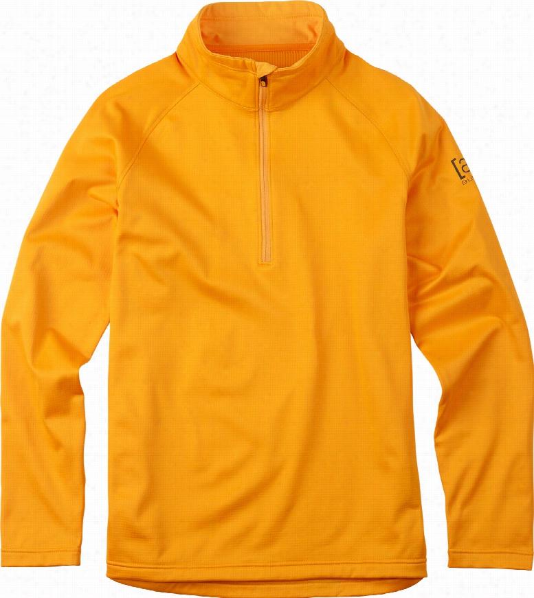 Burton AK Grid Half-Zip Fleece