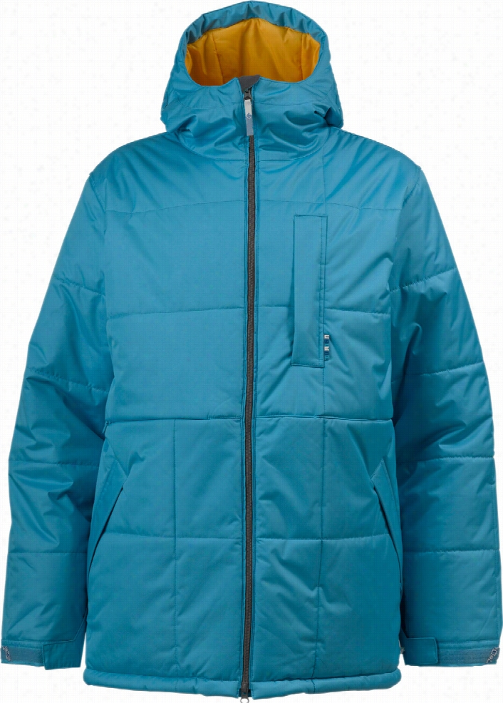 Burton Ante Up Puffy Snowboard Jacket