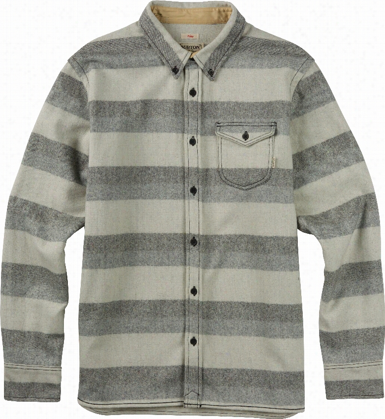Burton Farrel Wool L/S Shirt