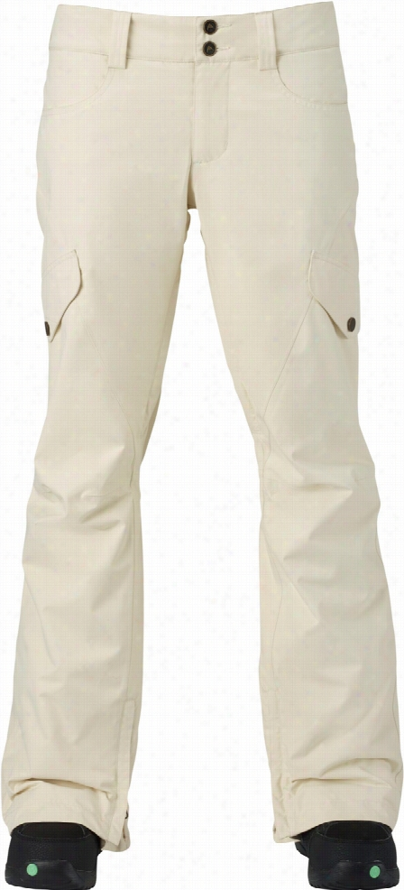 Burton Fly Short Snowboard Pants