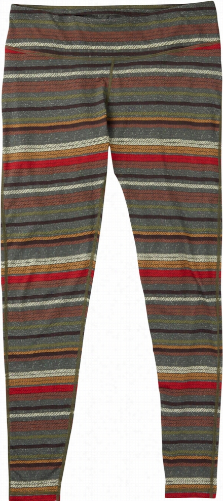 Burton Midweight Wool Baselayer Pants