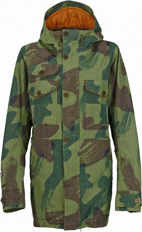 Burton Mystery Gore-Tex Snowboard Jacket