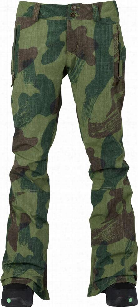 Burton Paradox Gore-Tex Snowboard Pants