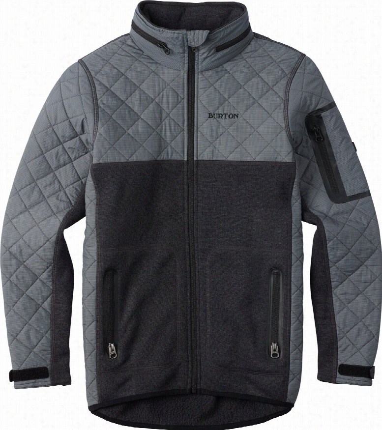 Burton Pierce Fleece