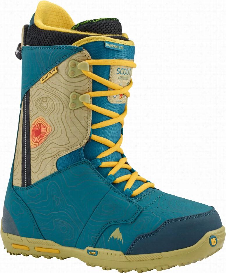 Burton Rampant LTD Snowboard Boots