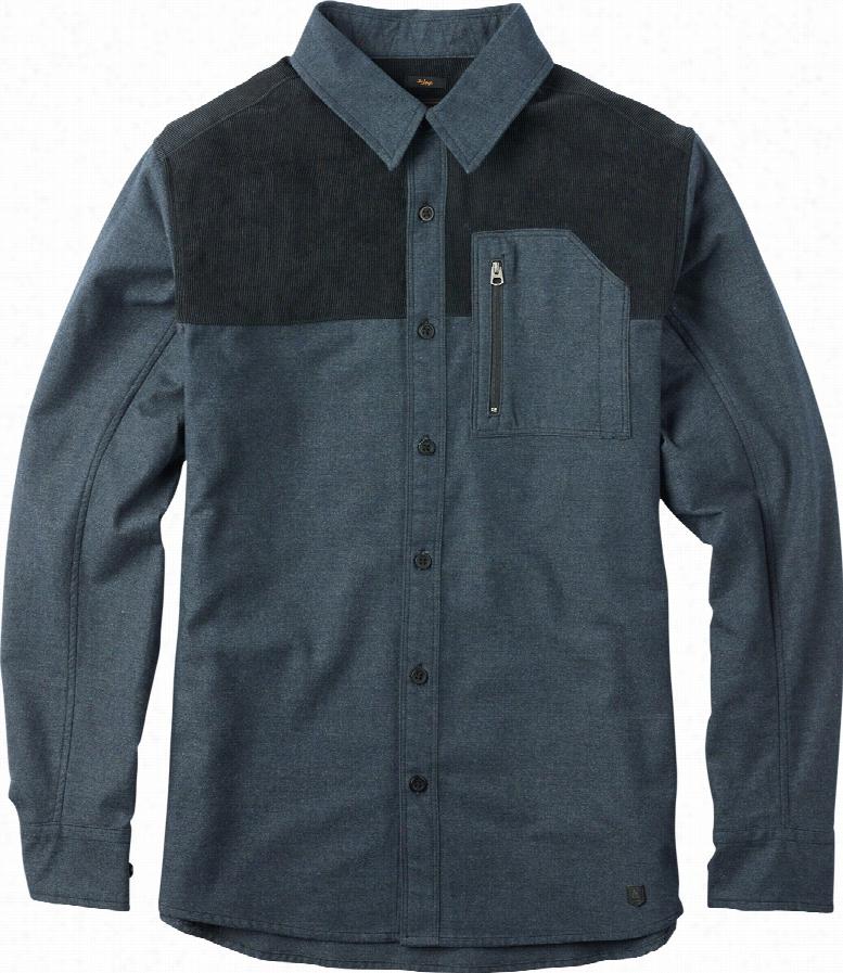 Burton Tabon Tech Flannel