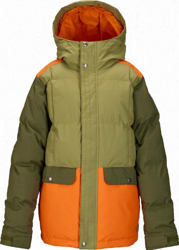 Burton Tundra Puffy Snowboard Jacket