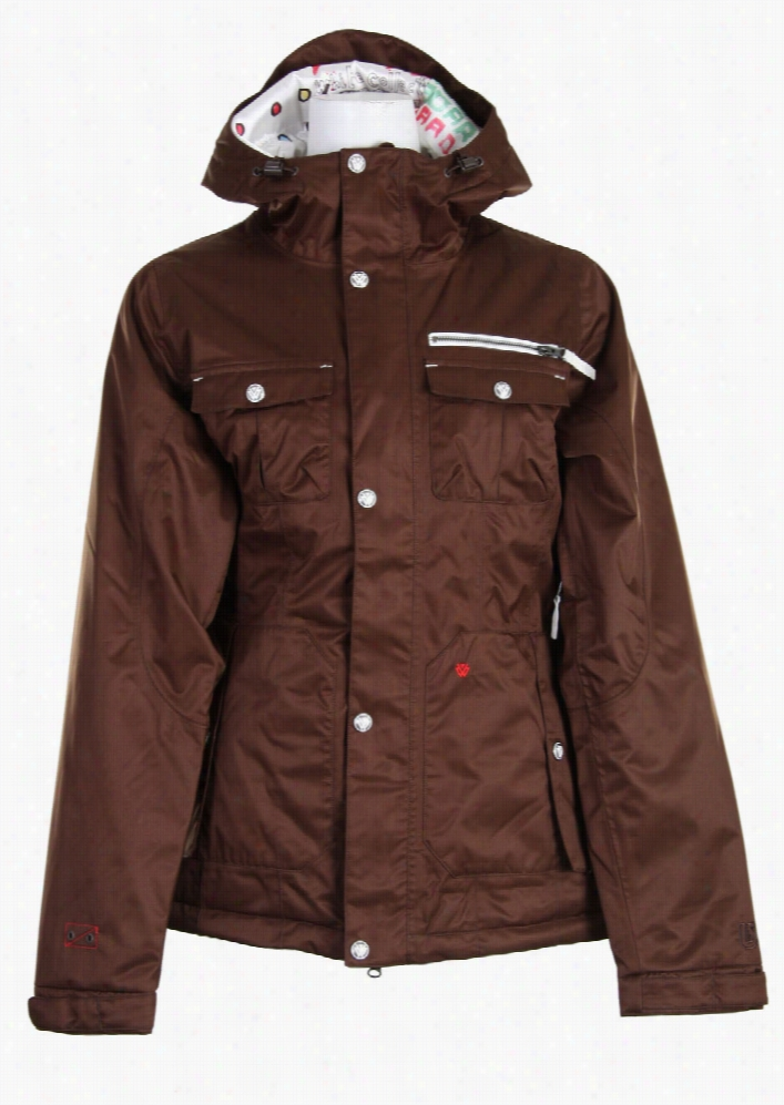 Burton TWC Riding Snowboard Jacket
