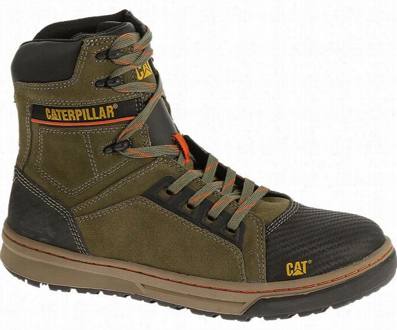CAT Concave Hi Steel Toe Casual Boots