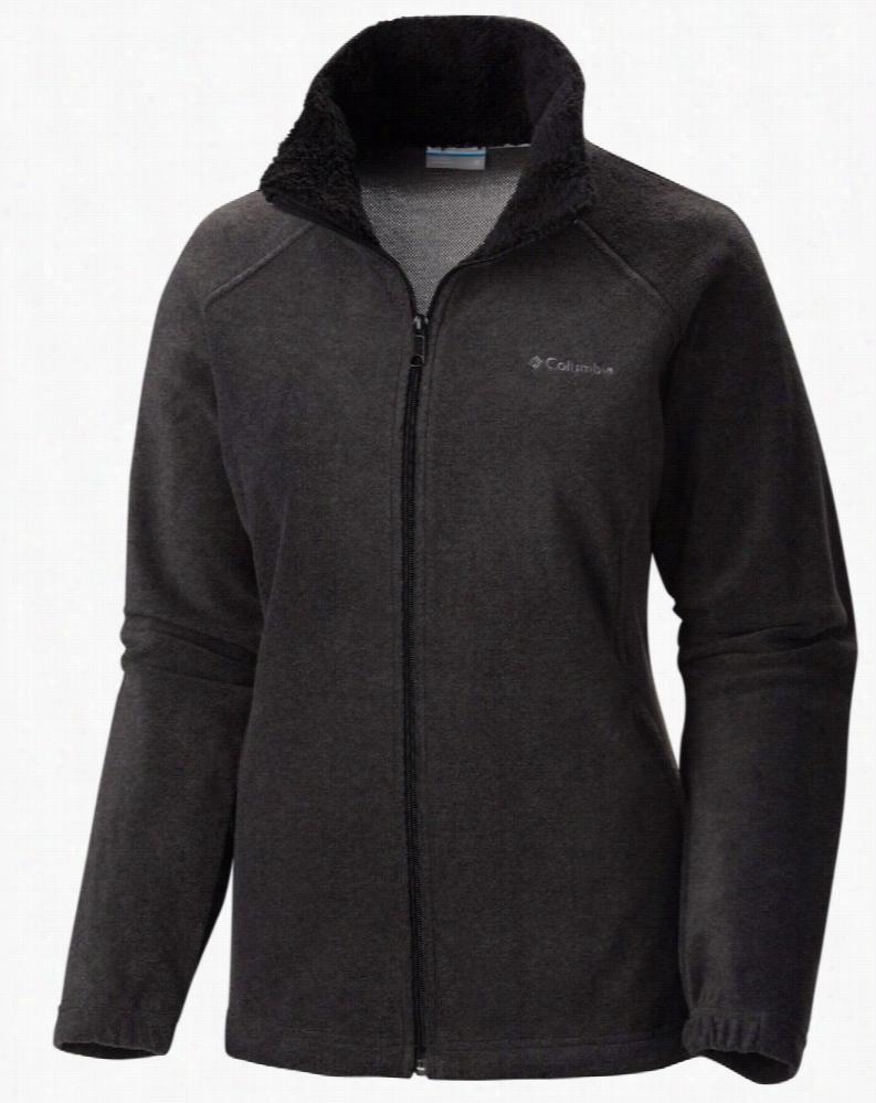 Columbia Dotswarm II Full-Zip Fleece