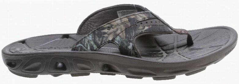 Columbia Techsin Vent Flip Camo Sandals