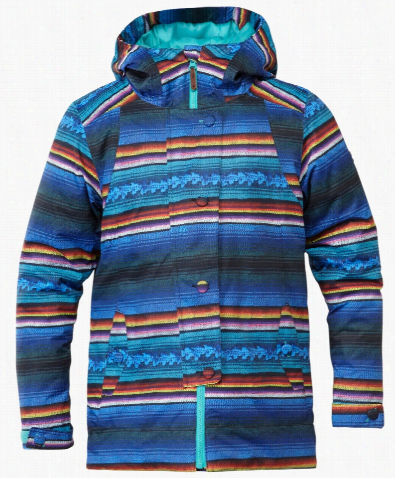DC Data K Snowboard Jacket