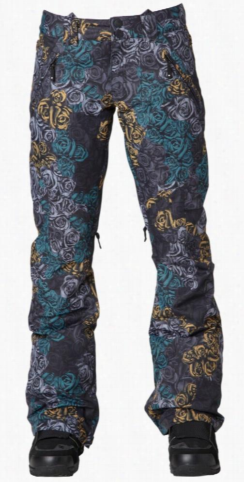 DC Lace Snowboard Pants