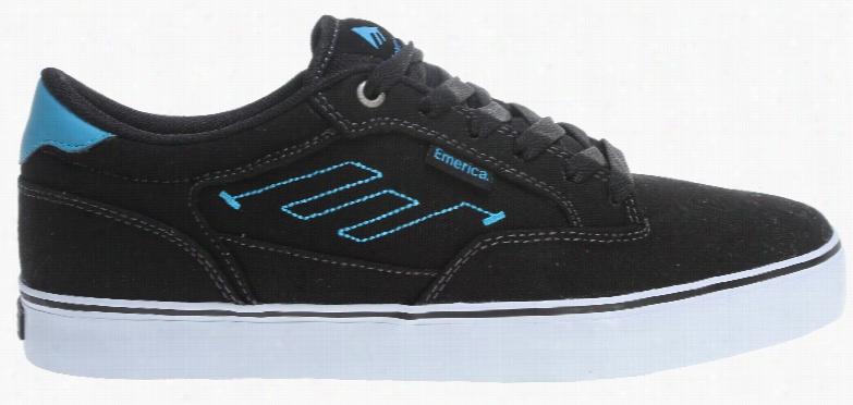 Emerica Jinx 2 Skate Shoes