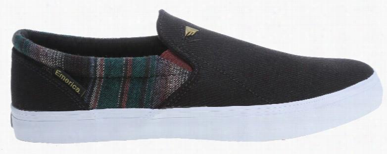 Emerica Memphis Skate Shoes