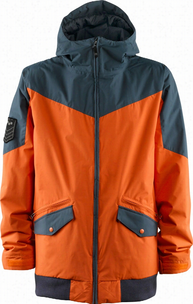 Foursquare Howl Snowboard Jacket