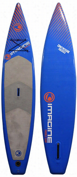 Imagine Compressor Mission Inflatable SUP Paddleboard