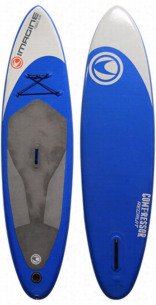 Imagine Compressor Recruit Inflatable SUP Paddleboard