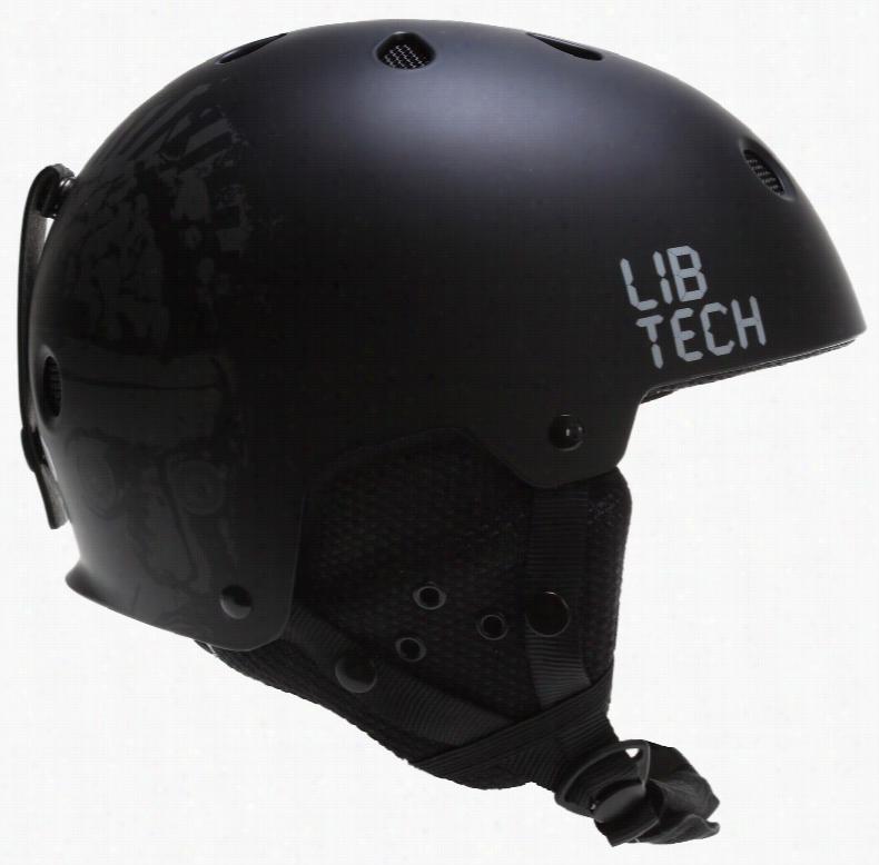 Lib Tech Burtner Snow Helmet