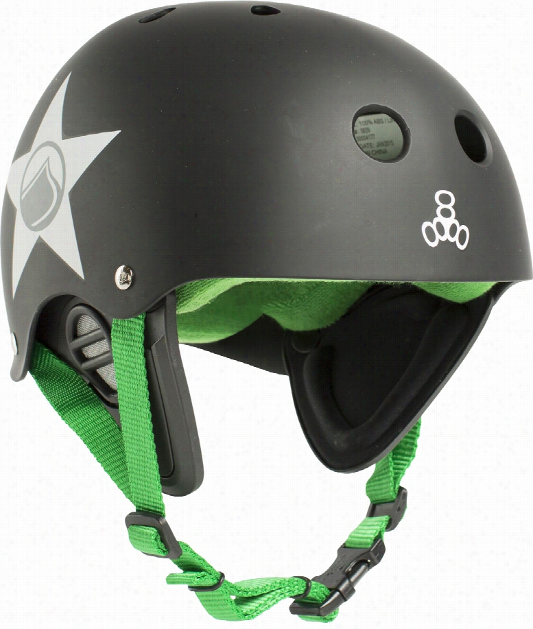 Liquid Force Fooshee Comp Wakeboard Helmet